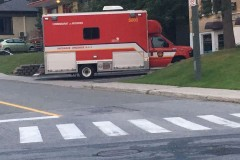 Un centre Santé Beauté prend feu à Sainte-Foy