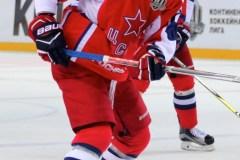 Mikhail Grigorenko heureux en Russie