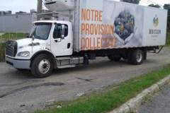 Aide alimentaire: la Ville soutient Moisson Québec