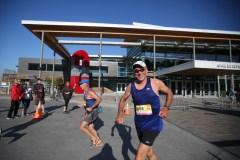 L'accomplissement derrière le Marathon