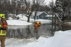 La crue de la Saint-Charles, à Québec, fait craindre de nouvelles évacuations