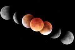 Pas lieu de s'exciter avec la super lune du 31 janvier