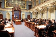 Initiation à la réalité parlementaire pour les étudiants du collégial