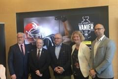 Québec prête à recevoir la 54e Coupe Vanier