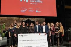 Le Déjeuner des médias remet 57 000$ à Centraide