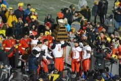 Le Rouge et Or remporte sa 10e Coupe Vanier de l'histoire