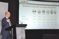 Progression continue du marché immobilier de Québec