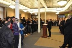 Québec rend hommage aux victimes de Pittsburgh
