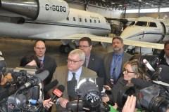 Accès élargi aux avions-ambulances québécois