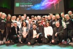 «Dansez!» à Québec pour gagner