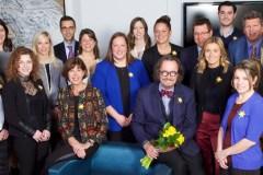 Des philanthropes s'impliquent pour vaincre le cancer