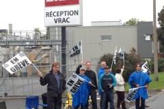 Nouvelle grève chez Sico à Beauport