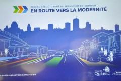 Un réseau perçu comme digne d'une grande ville et sur mesure pour Québec