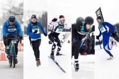 Résultats du Pentathlon des neiges de Québec 2018
