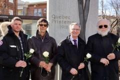 100e anniversaire de l'Émeute de Québec