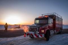 Un accident impliquant le bus d'une équipe junior de hockey fait 15 morts en Saskatchewan