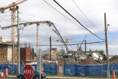 Le chantier progresse au nouveau complexe du CHU de Québec