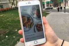 Uber Eats fait la fête à Québec