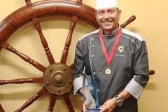 Jean-Claude Crouzet remporte un prix national de la Société des chefs