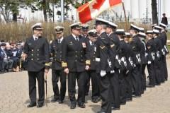 Commémoration de la bataille de l'Atlantique