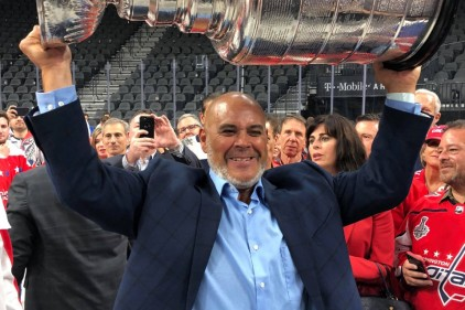 Coupe Stanley: la patience de Martin Pouliot récompensée