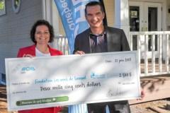 4e Omnium de golf-bénéfice de l'APCHQ Québec pour une bonne cause