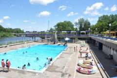 Chaleur annoncée – Prolongation des heures d'ouverture de plusieurs piscines extérieures