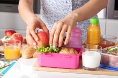 Cinq conseils pour faire des lunchs nutritifs sans se casser la tête