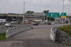 Élargissement de l'autoroute Henri-IV: moins cher que prévu